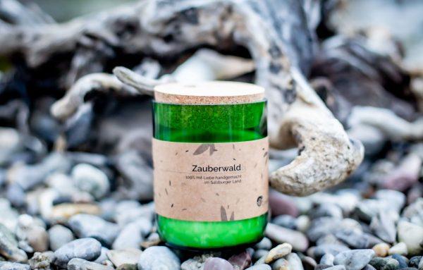 Duftkerze Zauberwald