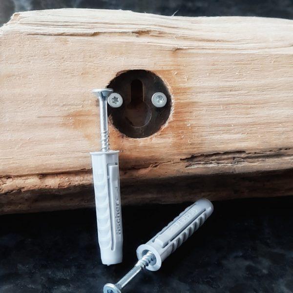 Aufhängung Schlüsselbrett
